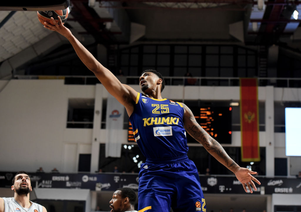 big sale 15b5c 70d36 Jordan Mickey is a possibile target for Real Madrid
