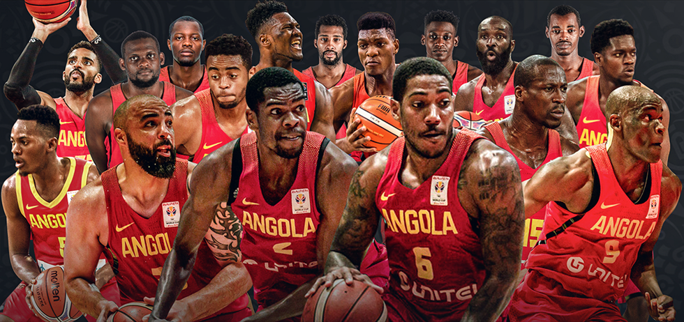 Image result for basketball world cup 2019 angol  team