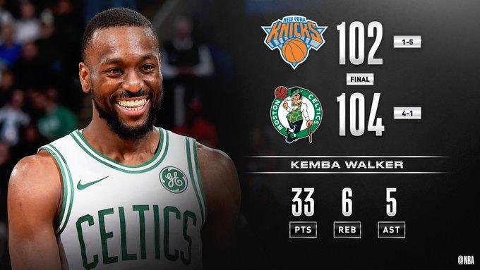 Jayson Tatum regala a Boston la vittoria sui Knicks