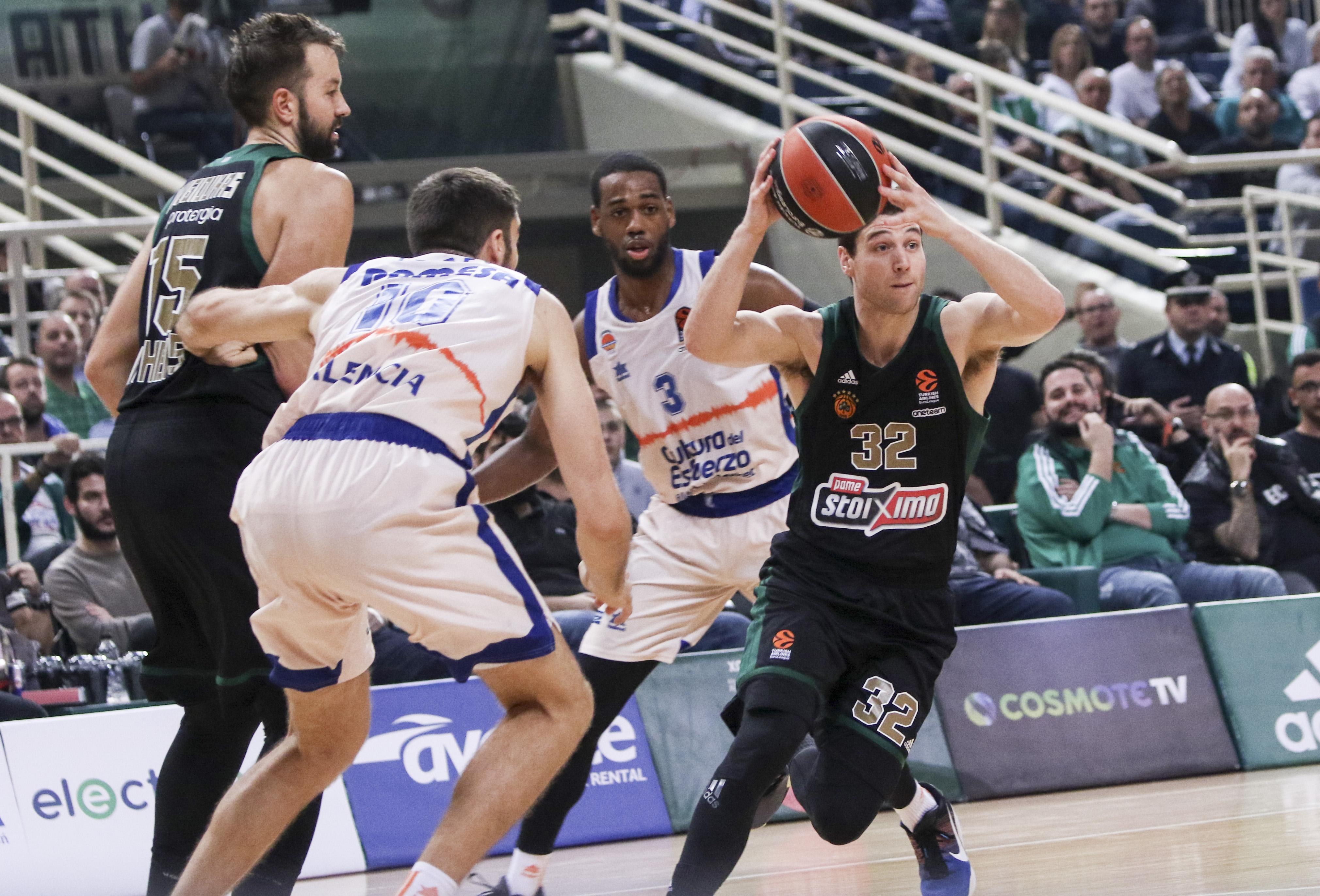 Panathinaikos, Jimmer Fredette in dubbio contro l'Alba - Sportando