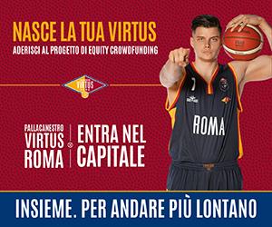 Virtus Roma Crowfunding