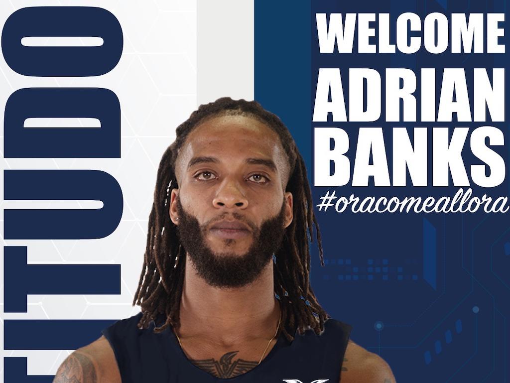 """Adrian Banks: """"Eccitato e nervoso per una nuova sfida. La Fortitudo è la parte giusta di Bologna"""""""
