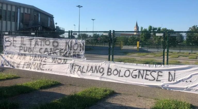 Udine, Nazzareno Italiano contestato dagli ultras locali per il suo passato in Fortitudo