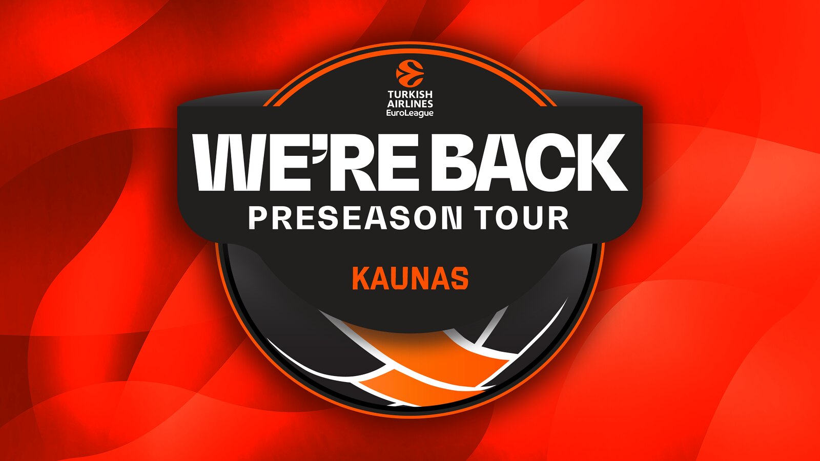 """We're Back Preseason Tour"": l'Olimpia Milano a Kaunas il 12 e 13 settembre"