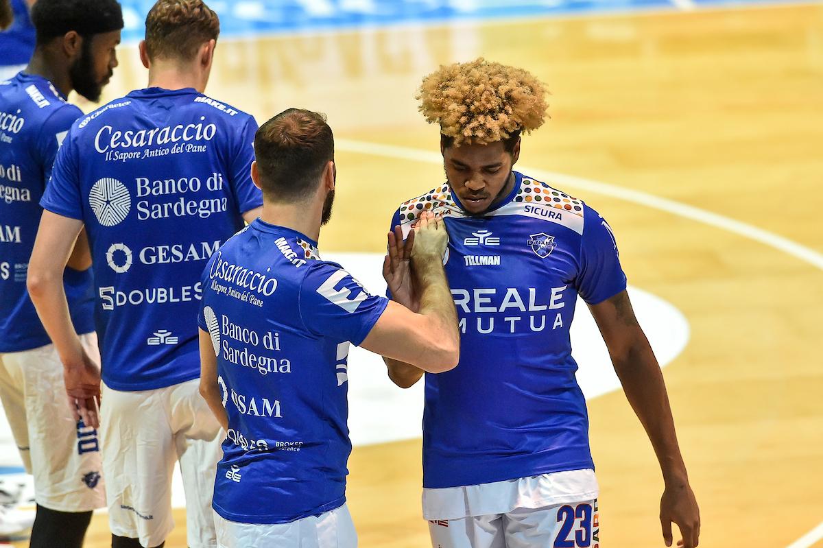 Dinamo Sassari: Justin Tillman lavora sodo per debuttare
